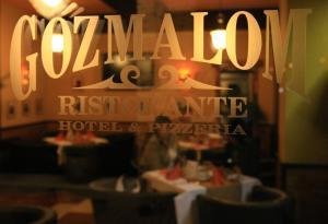 Gőzmalom Ristorante, Pension & Pizzéria