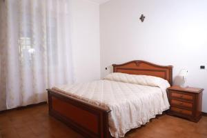 Gulta vai gultas numurā naktsmītnē La Casa di Francesco