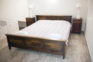 Krevet ili kreveti u jedinici u okviru objekta Captain John