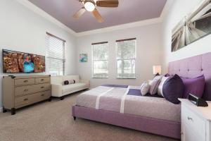 Un ou plusieurs lits dans un hébergement de l'établissement Harry Potter Retreat