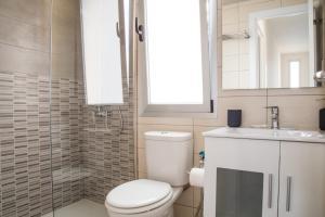 Een badkamer bij Complejo Sun Garden - Maspalomas