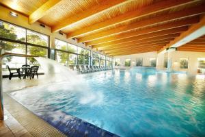Bazen v nastanitvi oz. blizu nastanitve Adria Apartments - Hotel & Resort Adria Ankaran