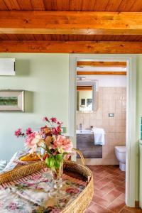 Un baño de Olivo Country Club - Resort