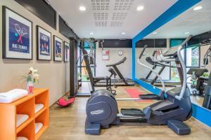 Salle ou équipements de sports de l'établissement Appart'City Confort Grenoble Inovallée