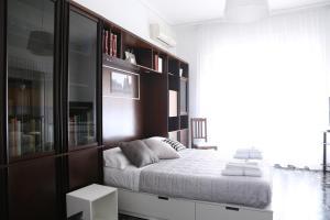 Postel nebo postele na pokoji v ubytování Casa Arianna