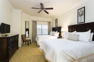 Un ou plusieurs lits dans un hébergement de l'établissement Cabana Court Dream