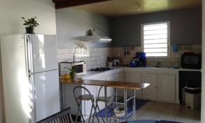 A kitchen or kitchenette at Kaznanou