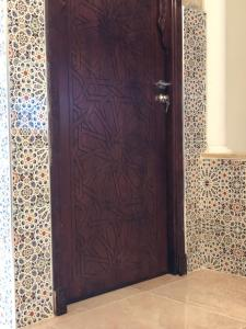 A bathroom at Oued Laou - Ground Floor