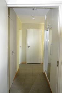 A bathroom at Saimaa Style Spa Chalet