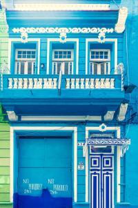 Casa Colonial Azul