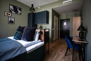 Svetainės erdvė apgyvendinimo įstaigoje Frogner House Apartments - Arbins gate 3