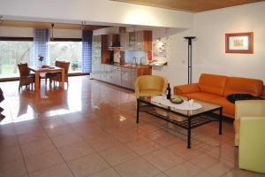 A seating area at Holiday flat Neunkirchen - DMG06015-P