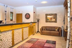 The lobby or reception area at Apartments Landhof Ellmau Ellmau - OTR06502-EYD