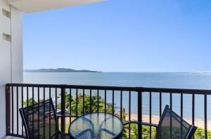 Balcon ou terrasse dans l'établissement Aquarius On The Beach