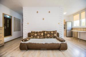 Część wypoczynkowa w obiekcie Mieszkanie Na Wakacje Świnoujście