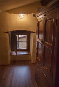 Letto o letti a castello in una camera di Antico Restauro