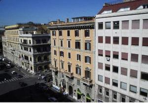 hotel tre stelle rome italy