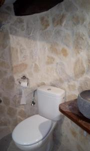 A bathroom at Molino Sa Miranda