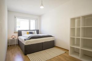 Cama o camas de una habitación en Hof Apartments - by Keyforge