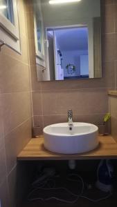 A bathroom at LE STUDIO KENNEDY