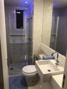 Et badeværelse på Ed chopin
