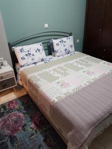 Ένα ή περισσότερα κρεβάτια σε δωμάτιο στο Feels like your home