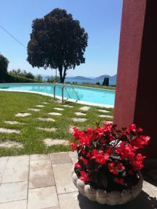 The swimming pool at or near Casa Il Sogno
