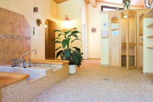 A bathroom at Holiday resort Erzeberg Bad Emstal - DMG011005-FYA