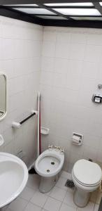 A bathroom at Apartamento Exclusivo Center