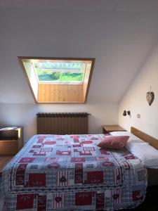 Letto o letti in una camera di Residence Ables