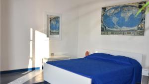 Letto o letti in una camera di Cormorano Loft