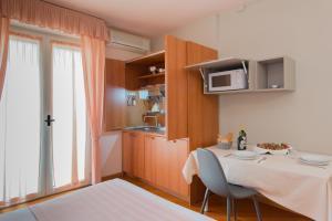 Küche/Küchenzeile in der Unterkunft Loano 2 Village
