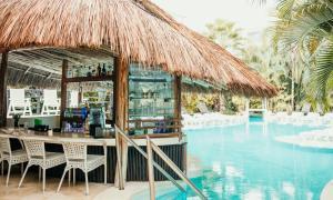 The lounge or bar area at Mak Nuk Village - Clothing Optional