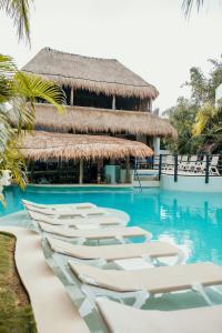 The swimming pool at or near Mak Nuk Village - Clothing Optional