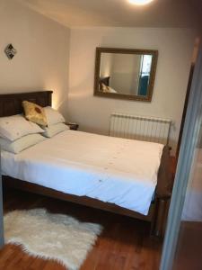 Krevet ili kreveti u jedinici u objektu Nandino/ Nandino audio studio