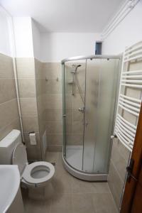 O baie la Apartament Maria Sibiu
