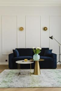 A seating area at No.4 Residence