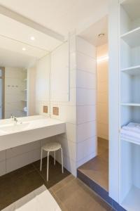Ein Badezimmer in der Unterkunft Vakantie Domein Ter Helme