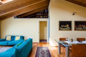 Area soggiorno di Sentirsi a Casa