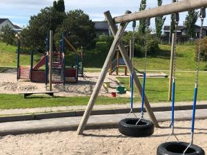 Children's play area at Vardeveien i Stavern