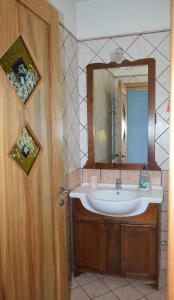 A bathroom at Le Magnolie