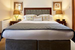 Letto o letti in una camera di Cheval Knightsbridge