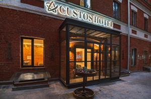 Custos Hotel Lubyansky