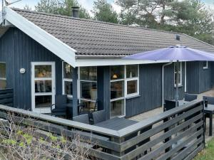 Three-Bedroom Holiday home in Fjerritslev 15