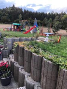 Children's play area at Július végi 14 nap nyaralás