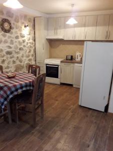 Кухня или мини-кухня в Apartments Ana
