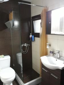 A bathroom at MY Cozy House