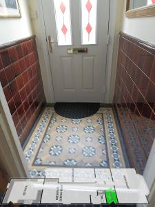 A bathroom at Weston-super-Mare Large 3 Bed House 5 min to Beach North Somerset