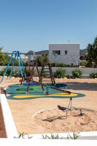 Children's play area at Residencial Bogamarí