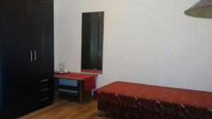Krevet ili kreveti u jedinici u objektu Porat Apartments